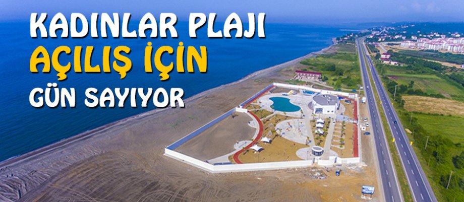 İller Bankası Karasu ve Kocaali Kadınlar Plajı Rekreasyonları-Sakarya