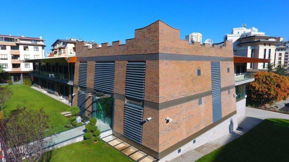 Çankaya Belediyesi Masal Kalesi Kreş Binası Çankaya-Ankara