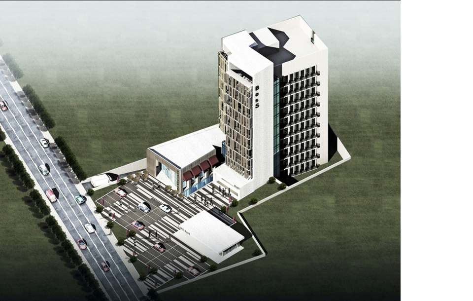 Boss Otel Binası Kazan-Ankara