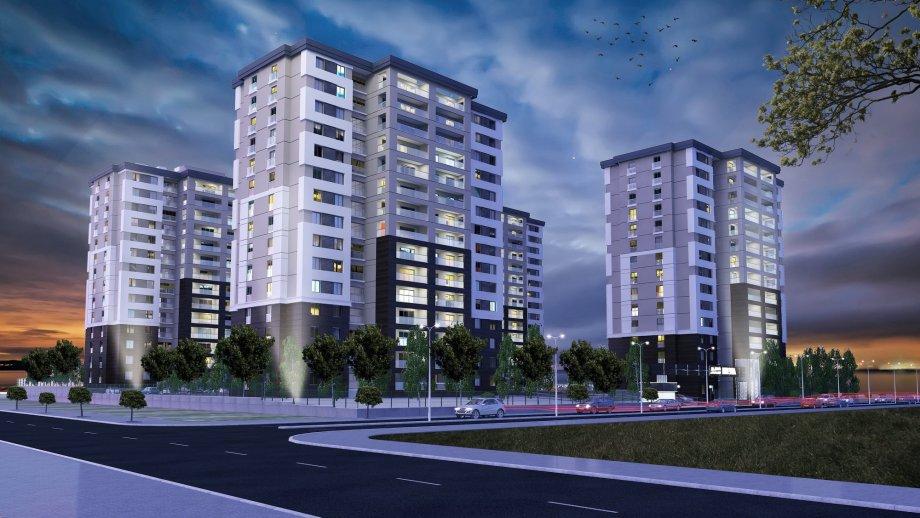 Altındağ Konut Projesi-Ankara