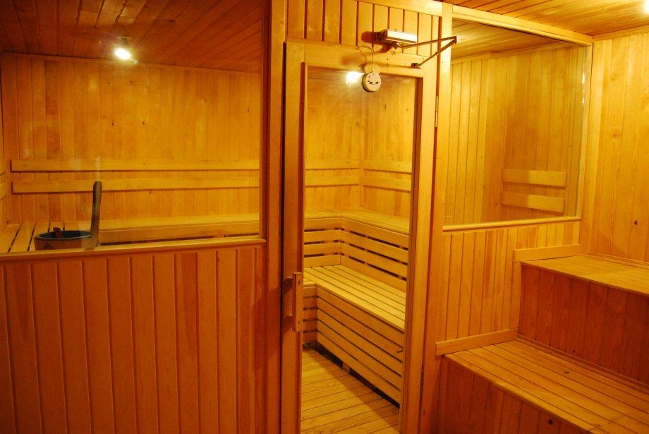 Sauna & Buhar Odası