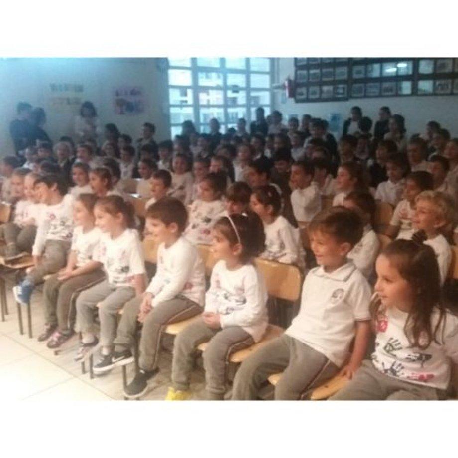 Okulumuzda İngilizce Tiyatro Etkinliği