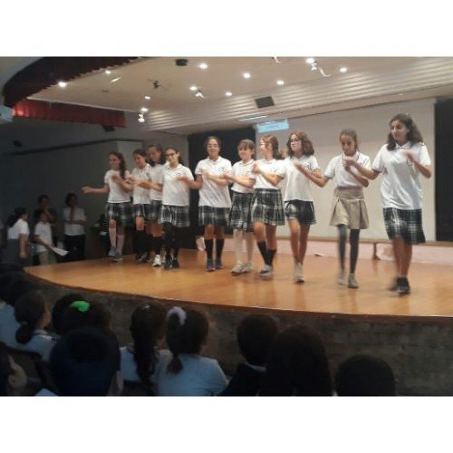 Gomidas Vartabed'in  Doğumunun 150. Yılı  Dolayısıyla  Okulumuzda  Anma Töreni Yapıldı