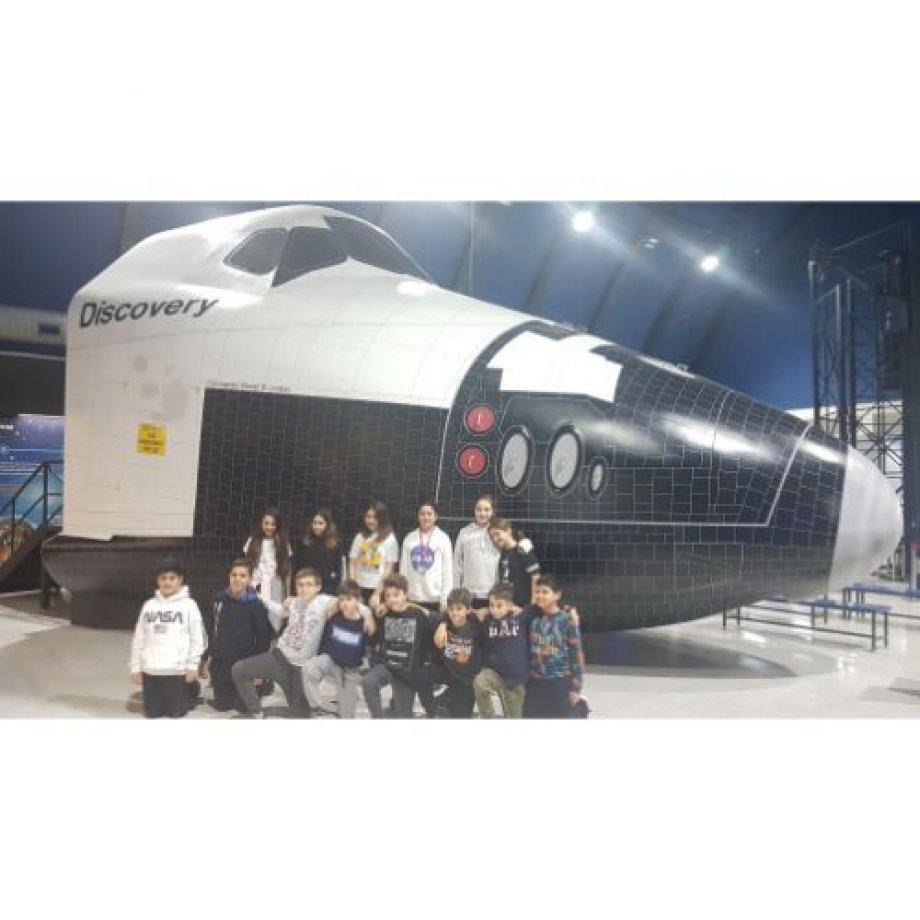 Uzay Kampı Gezisi