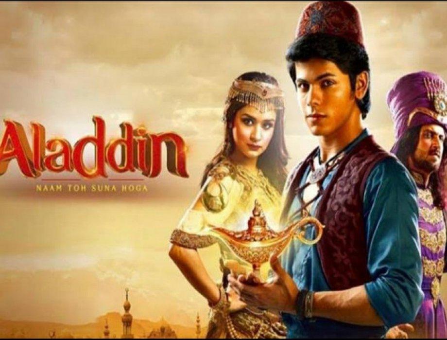 Yeni Hint dizisi Aladdin Konusu Oyuncuları
