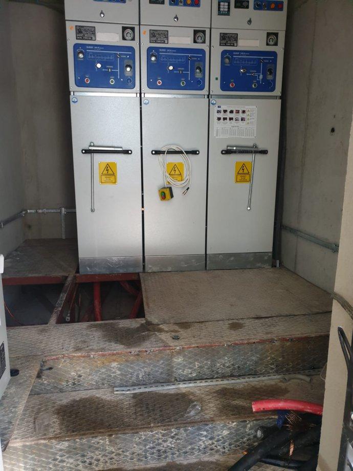 1250 kVA 34,5 kV TEDAŞ Devirli Trafo Merkezi