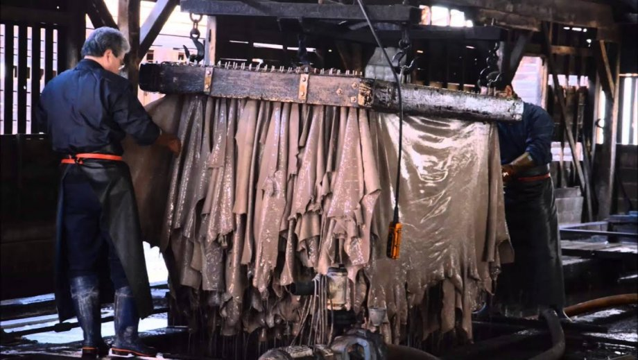 What is Leather?