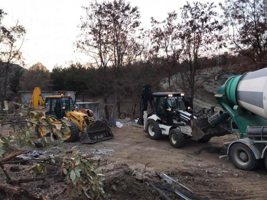 Akdağmadeni Pazarcık - Sarıgüney - Çevirme Köyleri İçme Su ve Enerji nakil hattı yapım işimiz teslim edildi.