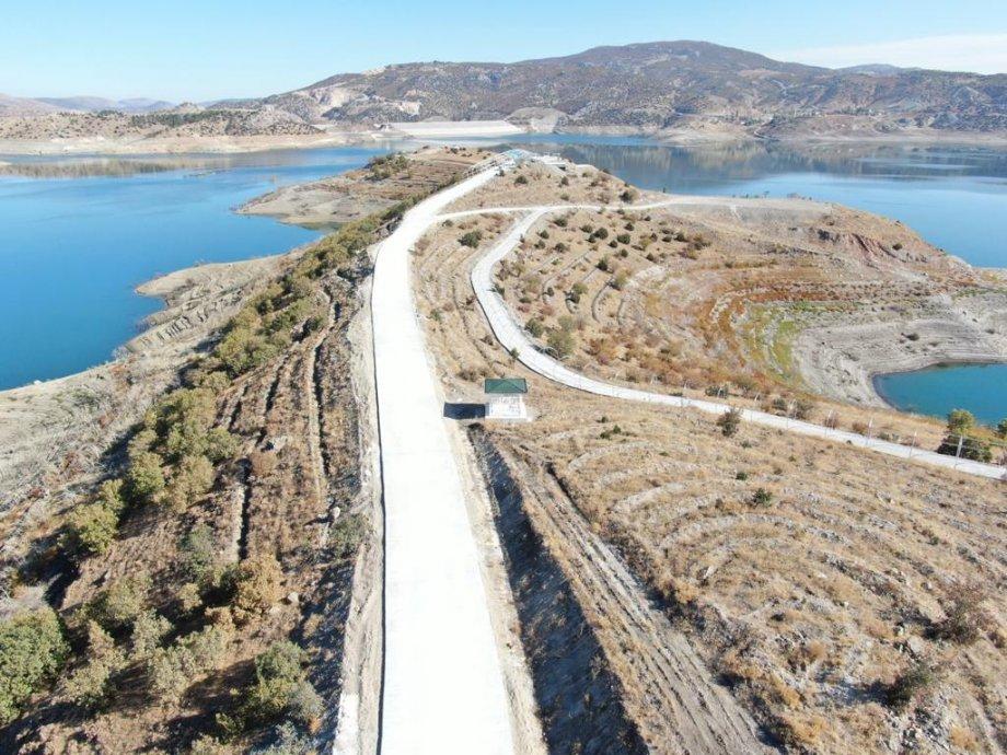 Çekerek Lavanta Adası Beton Yol Yapım İşimiz Teslim Edildi