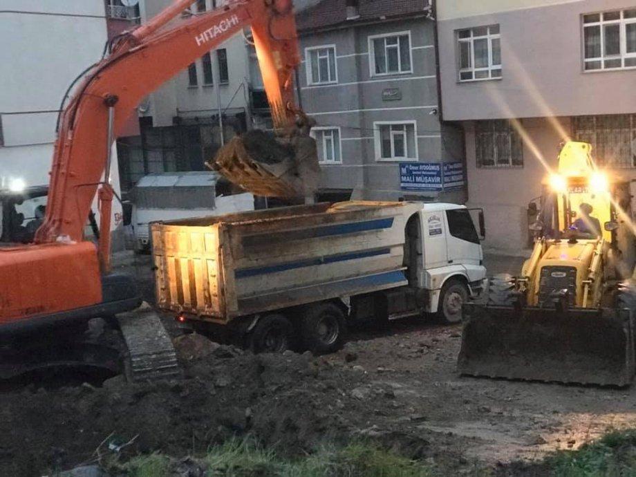 Hafriyat Çalışmaları Yozgat - Akdağmadeni