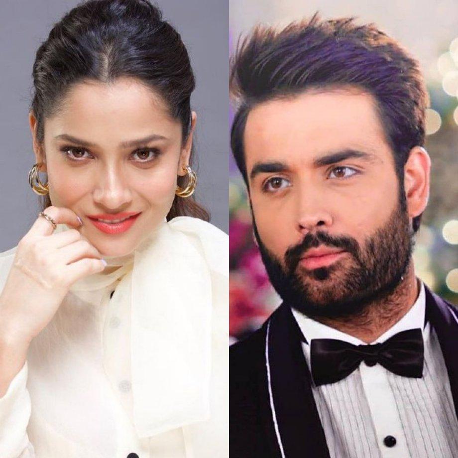 Ankita Lokhande ve Vivian Dsena aynı dizide yer aldı