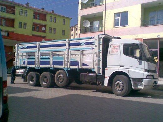 Pro Damperli Kırkayak Kamyon